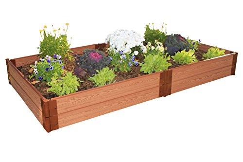 Frame It All Series Anchor Joint Raised Garden Kit 6 X 1 2 Pack Onansi